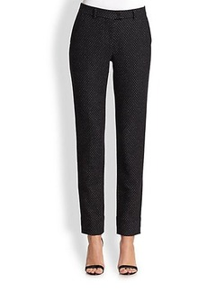 Etro Pencil Dot Slim Pants