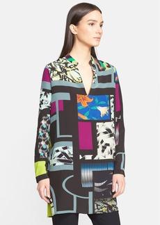 Etro Print Silk Tunic