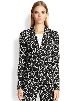 Etro Scroll Jacquard Jacket