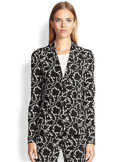 Etro Scroll Jacquard Jacket