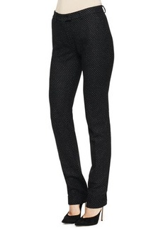 Etro Skinny Dotted Pants