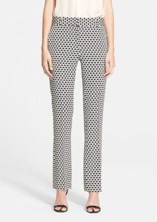 Etro Static Print Cady Pants