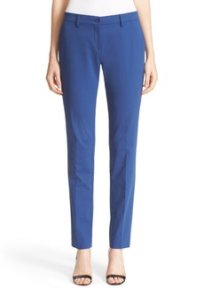 Etro Stretch Cotton Skinny Pants