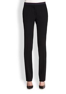 Etro Tri-Color Waistband Pants