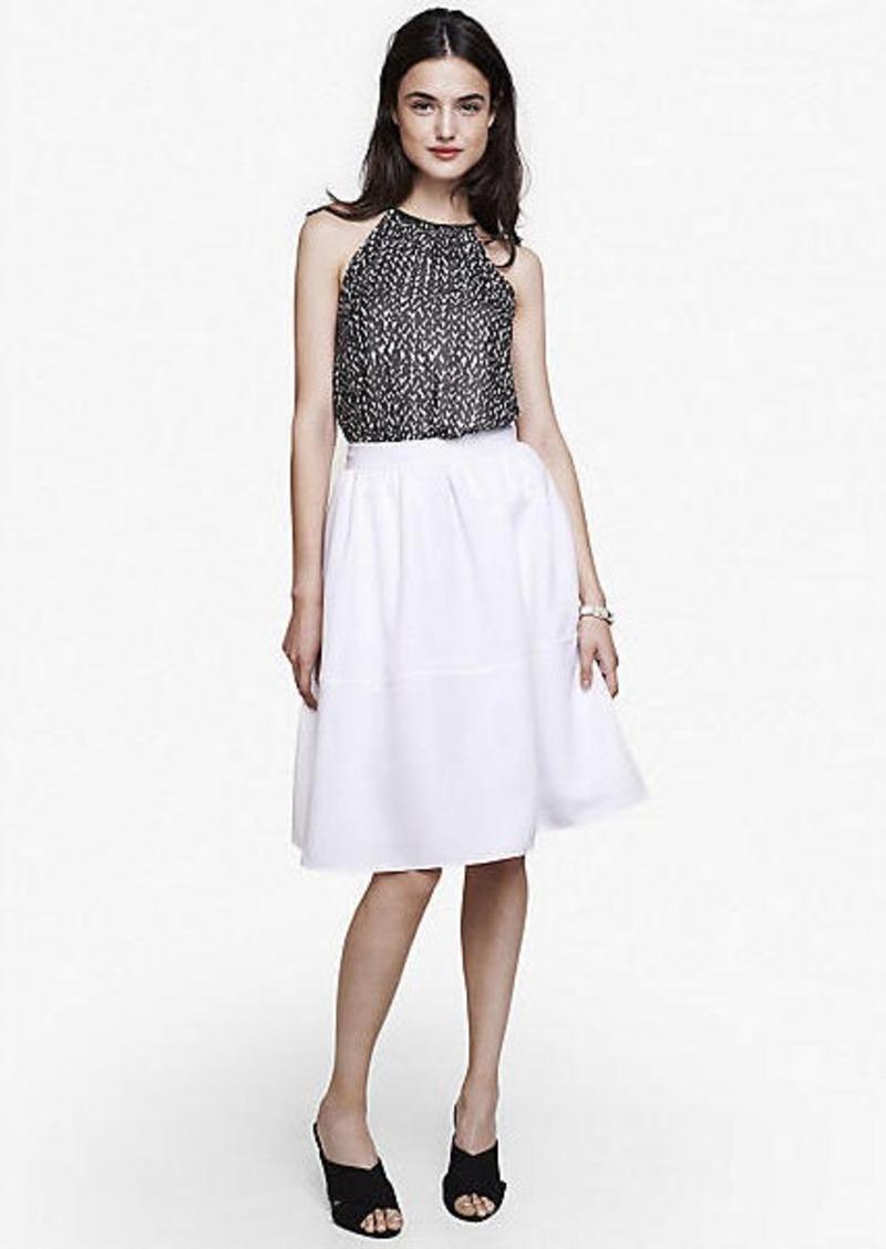 express white high waist midi skirt skirts shop