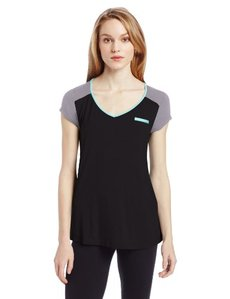 Jockey Women's Modern Solid Short Sleeve Sleep Top