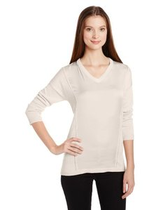 Calvin Klein Women's V-Neck Pullover Sweater