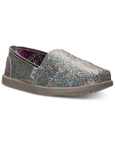 Skechers Women's Bobs World-Earth Papa Casual Flats from Finish Line