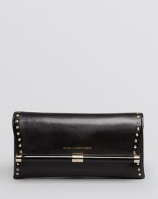 DIANE von FURSTENBERG Clutch - 440 Envelope Faceted Studs