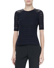 Basha Short-Sleeve Top   Basha Short-Sleeve Top