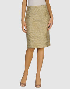 ISAAC MIZRAHI - Knee length skirt