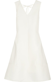 Marni Cotton and silk-blend organdy dress