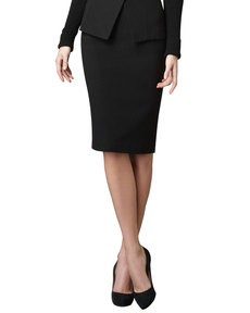 Lafayette 148 New York Knee-Length Pencil Skirt