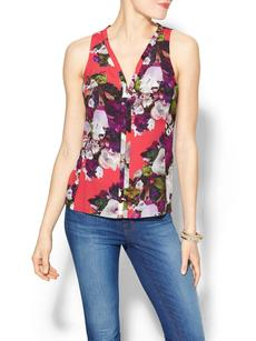 Nanette Lepore Crazy For You Top
