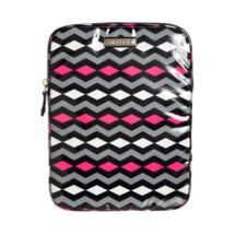Milly Zigzag-Print iPad® Case