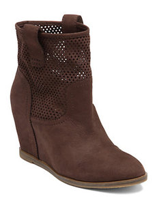 KENO WEDGE BOOTIES