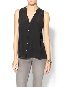 Joie Fawna Silk Top