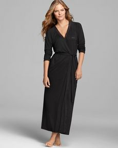 Calvin Klein Underwear Icon Long Robe