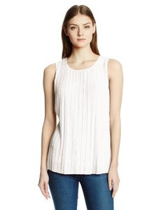 Calvin Klein Women's Pleated Top