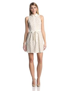 Kensie Women's Daisy Lace Dress