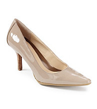 "Calvin Klein ""Dolly"" Dress Pumps - Light Taupe"