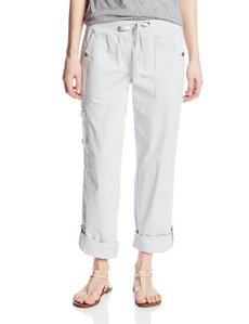 Jones New York Women's Roll Up Cargo Pant