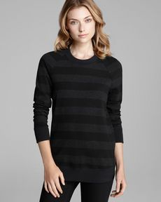 Theory Sweater - Janelo Sutherland Striped