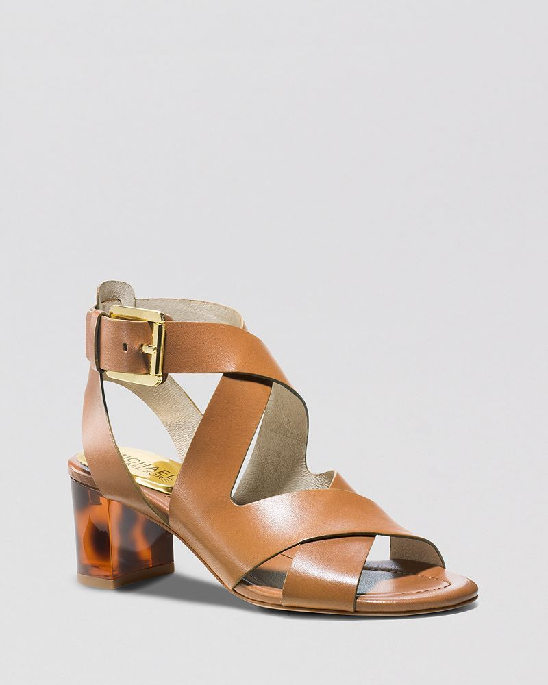 MICHAEL Michael Kors Open Toe Sandals - Maribella