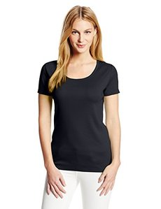 Jones New York Women's Short Sleeve Scoop Neck Top
