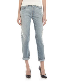 Paper Denim & Cloth Eze Skinny Jeans, Ripper