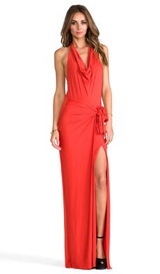 Rachel Pally Antonia Dress in Orange