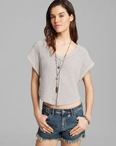 Free People Sweater - Summer Romance