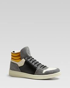 Gucci Noho High Top Sneakers