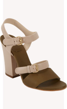 Chloé Buckle Strap Sandals
