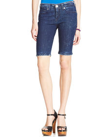 Levi's® Juniors' Bermuda Shorts Dark Wash