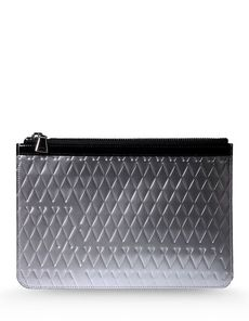 PROENZA SCHOULER Printed leather Laminated effect Logo detail Solid color Zip closure Lined interior Handbags Medium not made of fur