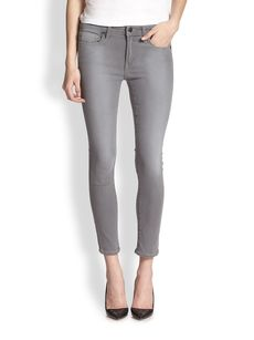 Genetic Brooke Cropped Skinny Jeans