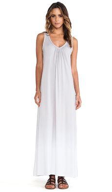 Saint Grace Seaside Maxi Dress in Gray