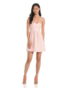 Kensie Women's Eyelet Dress