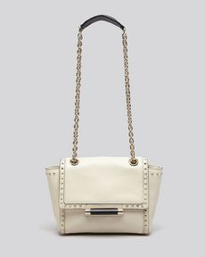 DIANE von FURSTENBERG Shoulder Bag - Mini 440 Faceted Studs