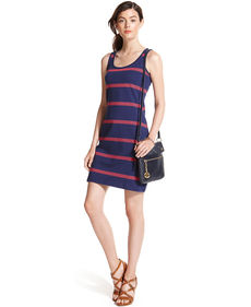 Tommy Hilfiger Striped Tank Dress