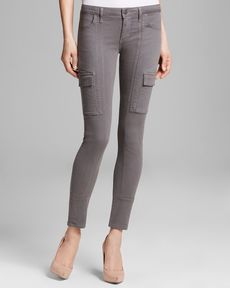 Citizens of Humanity Jeans - Alden Cargo Skinny in Eucalyptus