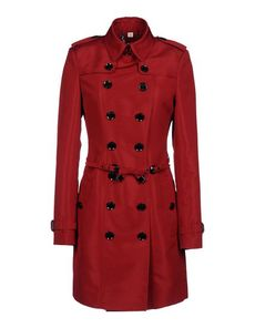 BURBERRY LONDON Techno fabric Solid color Classic Neckline Strapped cuffs Two pockets Button closing Belt loops Rear slit Lined Flashes Belt 3-piece set Long sleeves Rear closure Techno fabric Woven not made of fur Long sleeves