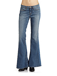 J Brand Chrissy Flared Jeans