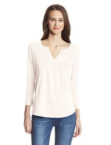 Lucky Brand Women's Berkeley Bib Front Top
