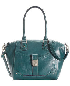 Style&co. Twistlock Satchel