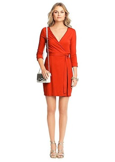 New Julian Two Mini Jersey Wrap Dress
