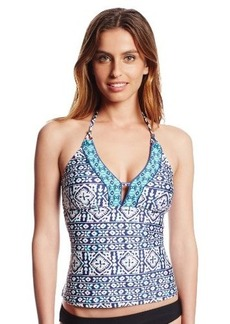 Nanette Lepore Women's Mix and Mingle Honey Tankini Top