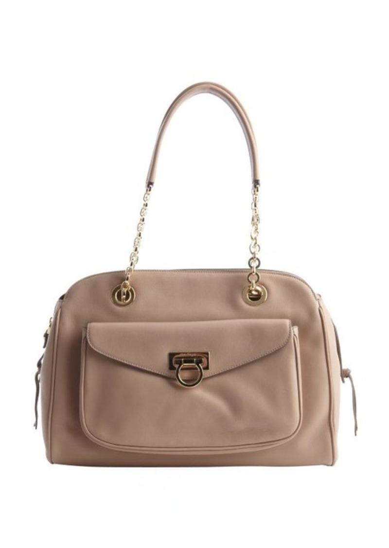 ferragamo-salvatore-ferragamo-powder-leather-chain-strap-shoulder-bag
