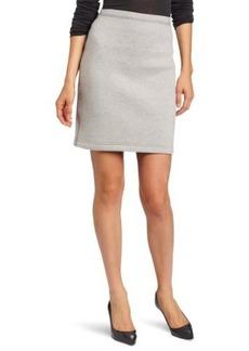 Cynthia Rowley Women's Bonded Knit Pencil Skirt